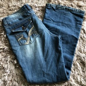 Lei woman's bootcut jeans